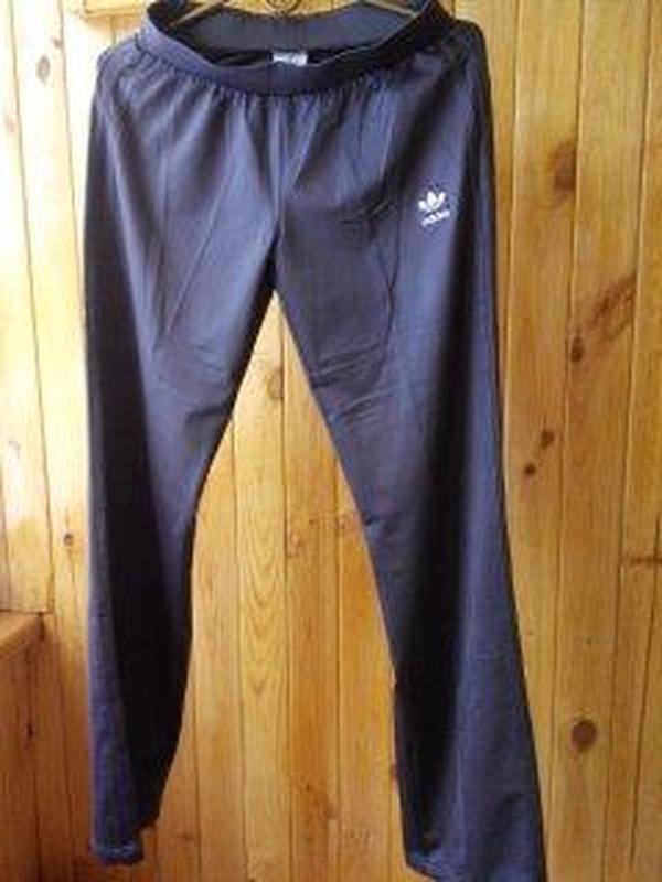 Штаны спортивные  эластичные adidas (Турция)