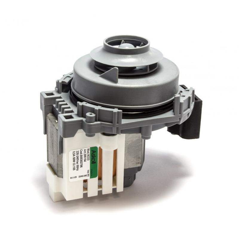 Мотор циркуляционный на посудомойку Ariston Indesit C00302796