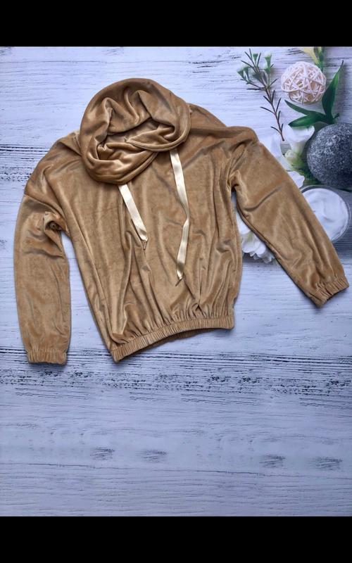 Кофта женская, свитер велюровый . ткань: велюр.