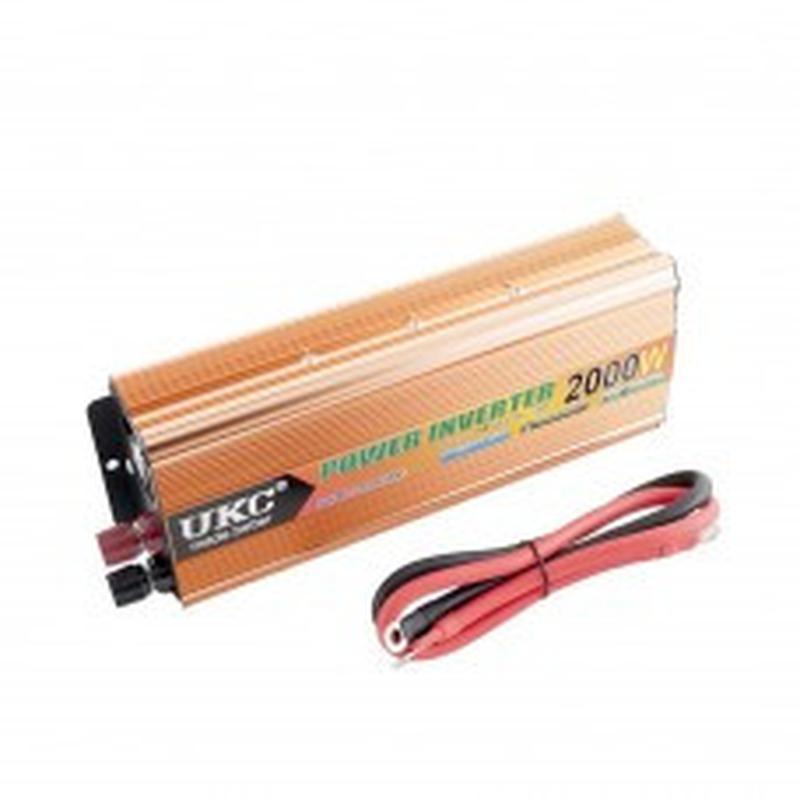 Преобразователь 2000W SSK AC/DC 12V - 11042
