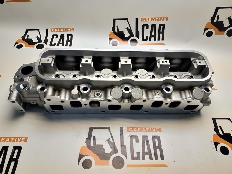 Головка блока цилиндров двигателя Toyota 4Y, 5-8FG - Фото 5