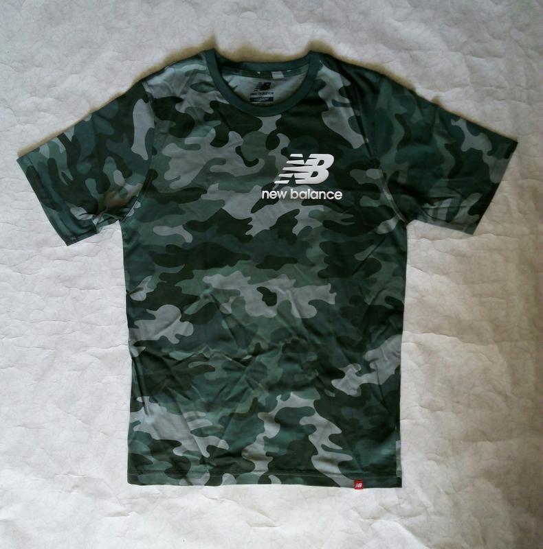Молодіжна футболка new balance оригинал р M