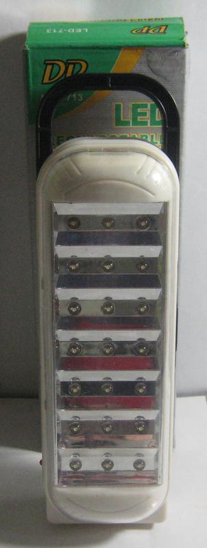 Фонарь аварийный аккумуляторный DP LED-713