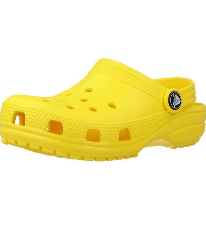 Яркие кроксы клоги сабо crocs оригинал унисекс  21 см,