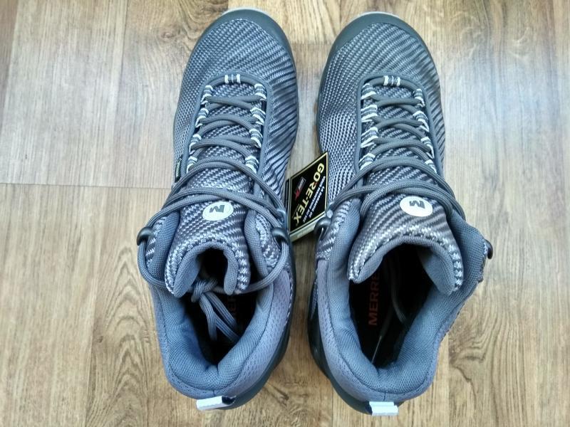 Зимние ботинки merrell chameleon 7 storm mid gore -tex® оригин... - Фото 6