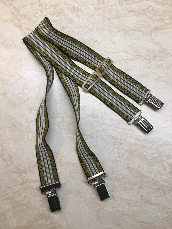 Подтяжки для брюк, штанов