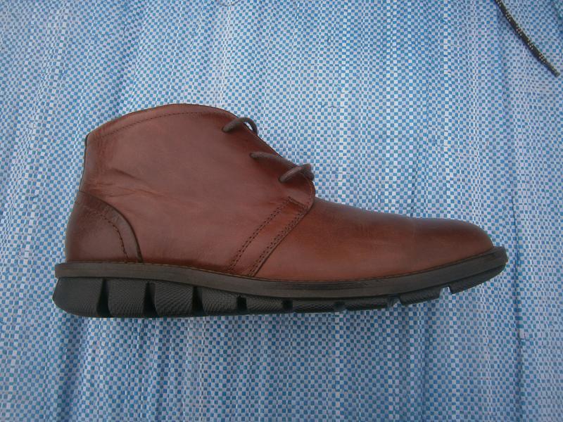 Ботинки ecco jeremy hybrid boot оригінал натуральнак кожа - ве...
