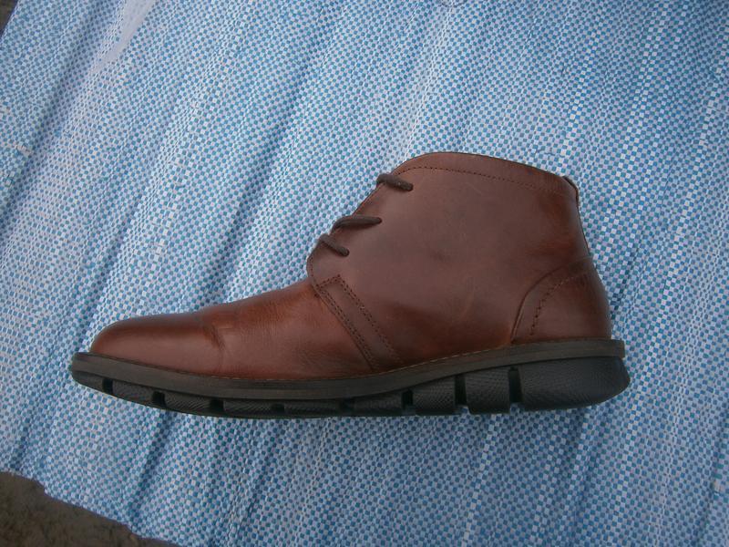 Ботинки ecco jeremy hybrid boot оригінал натуральнак кожа - ве... - Фото 2