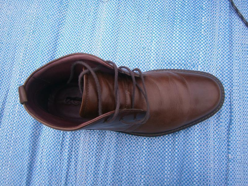 Ботинки ecco jeremy hybrid boot оригінал натуральнак кожа - ве... - Фото 3