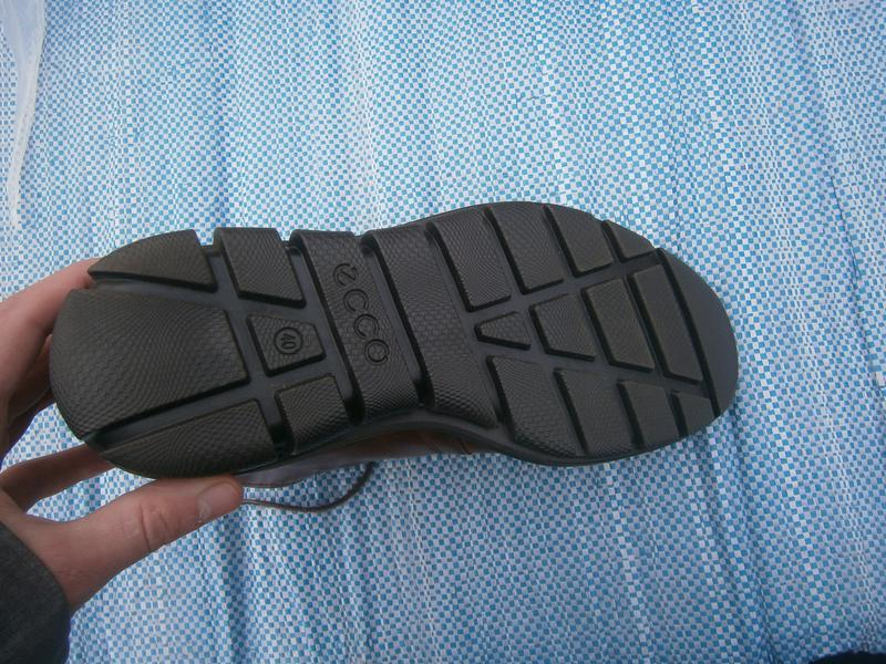 Ботинки ecco jeremy hybrid boot оригінал натуральнак кожа - ве... - Фото 4