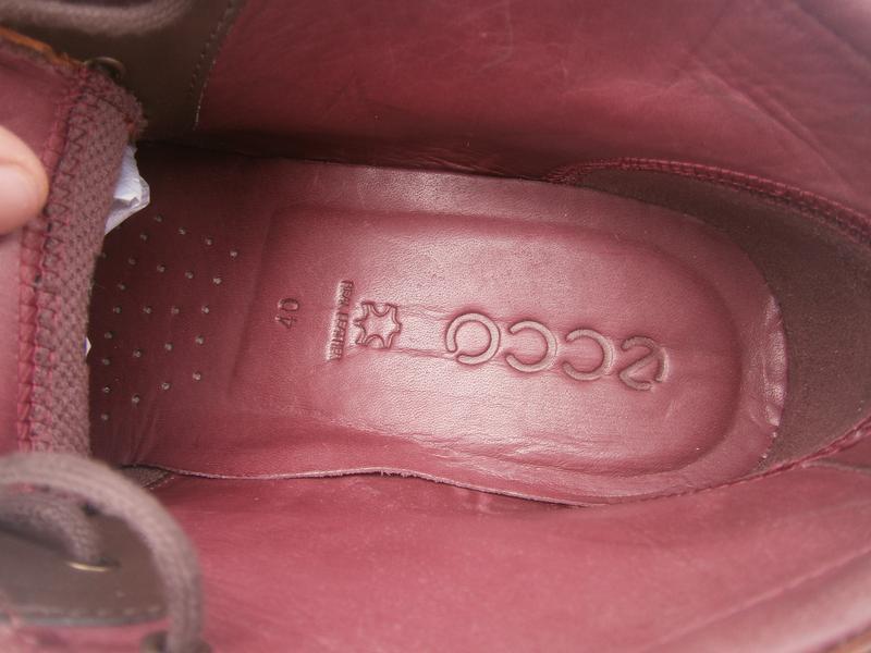 Ботинки ecco jeremy hybrid boot оригінал натуральнак кожа - ве... - Фото 5