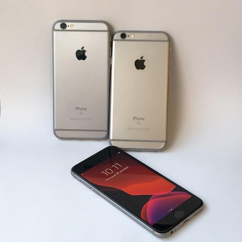 Apple Iphone 6S 32Gb Space Gray Neverlock
