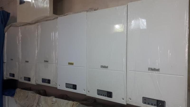 Конденсационные газовые котлы Вайлант т6 - Фото 2