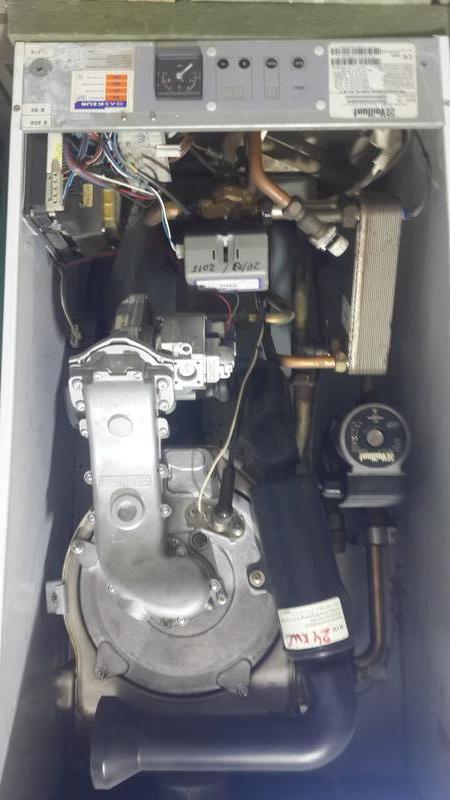 Конденсационные газовые котлы Вайлант т6 - Фото 3