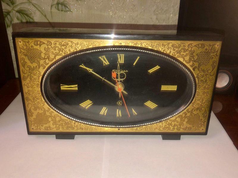 Советские часы электронные РАБОЧИЕ - Фото 3