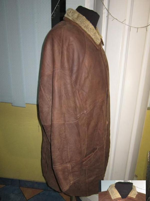 Мужская натуральная дублёнка christ (германия). лот 686 сезонн... - Фото 2