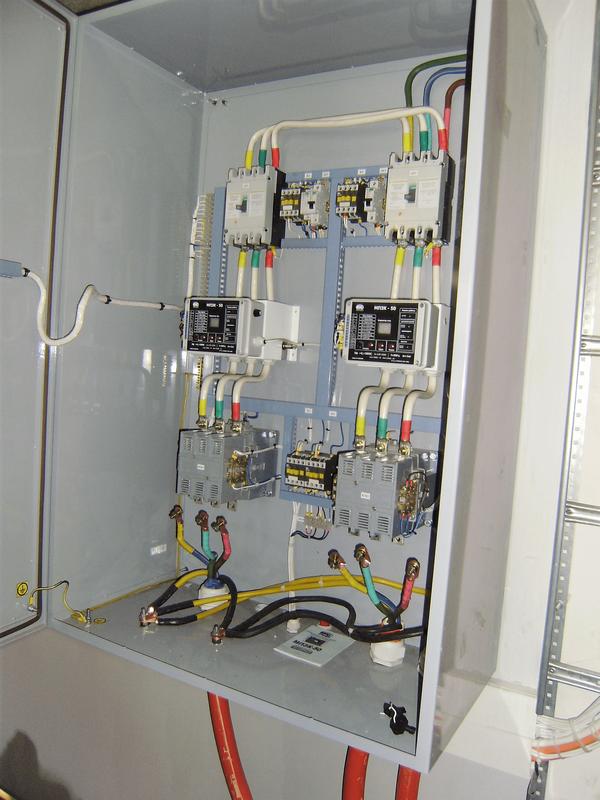 Проектирование сетей электроснабжения и автоматизации