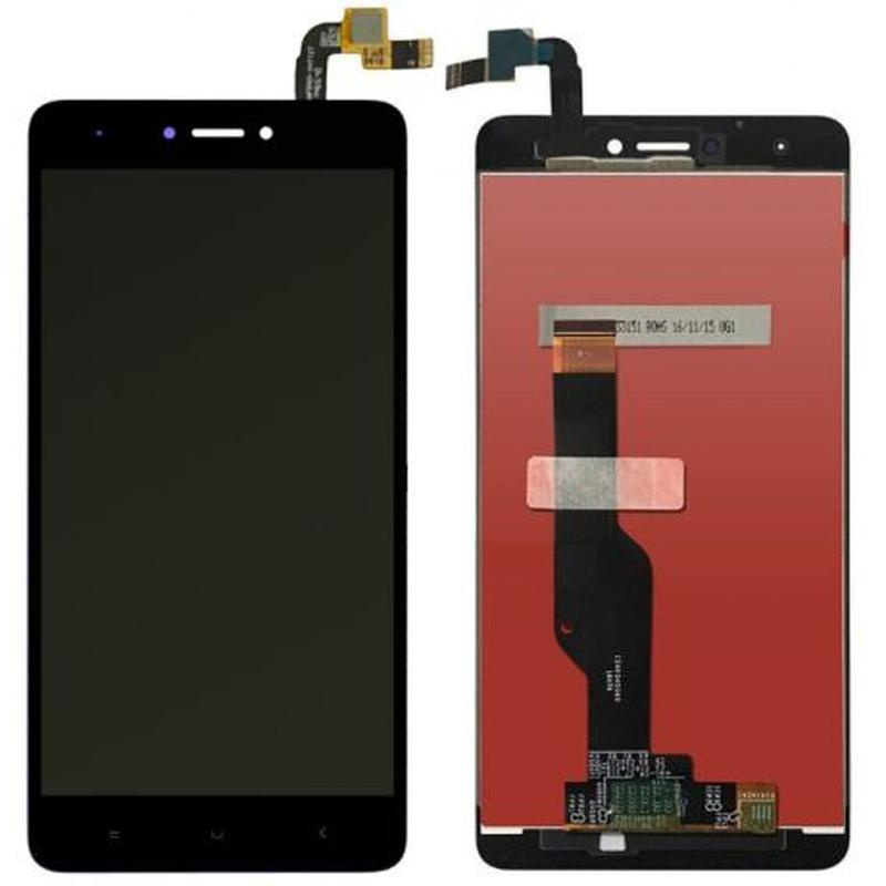 Дисплей Xiaomi Redmi Note 4X с тачскрином (Black)