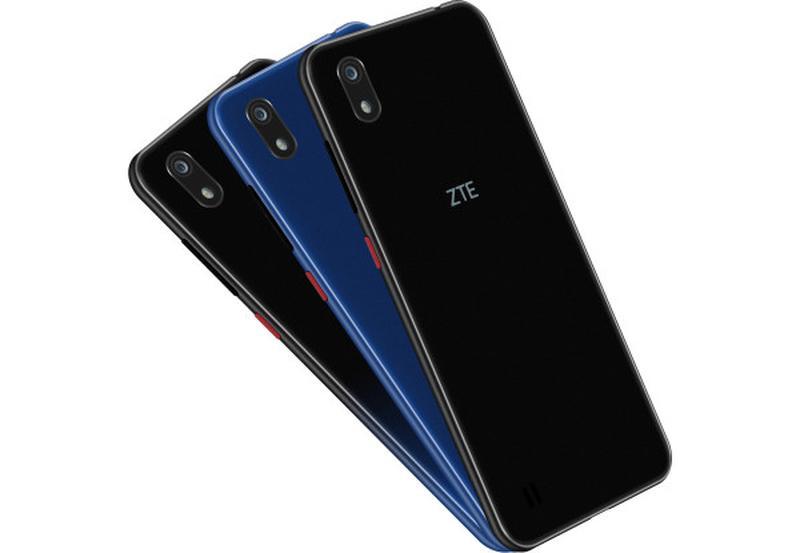 ZTE BLADE A7 2/32GB Black - Фото 3