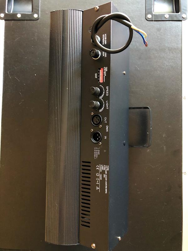 Стробоскоп 1500W / DMX strobe - Фото 2
