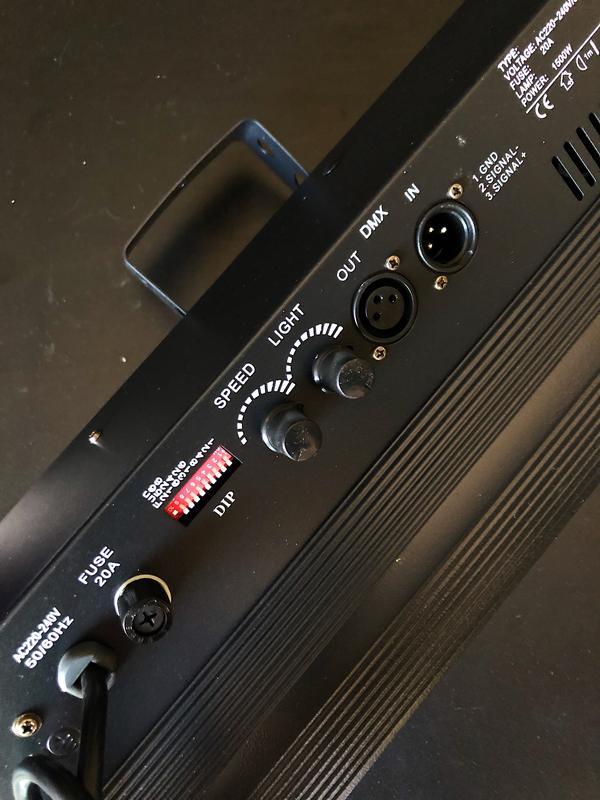 Стробоскоп 1500W / DMX strobe - Фото 5