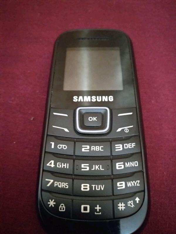 Samsung кнопочный