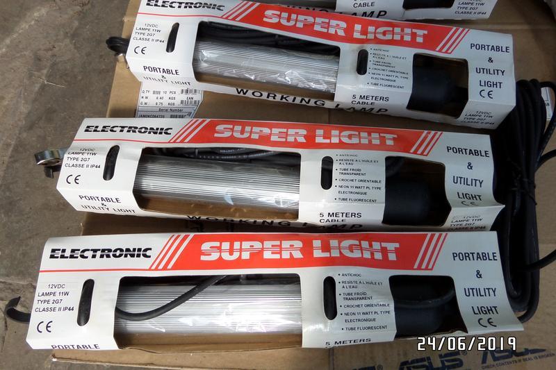 Автомобильная ЛЕД подсветка Working lamp - Фото 3