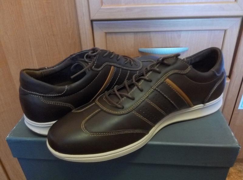 Spring Step JASPER кожаные мужские туфли