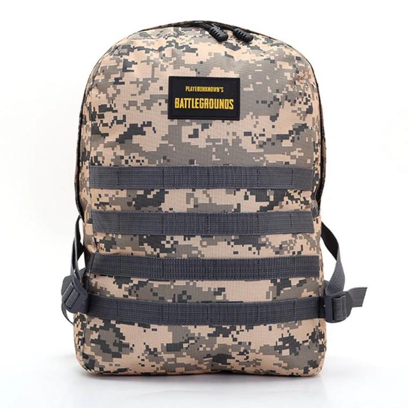 Рюкзак косплей PUBG - реквизит милитарист рюкзак 3 уровня Seuno