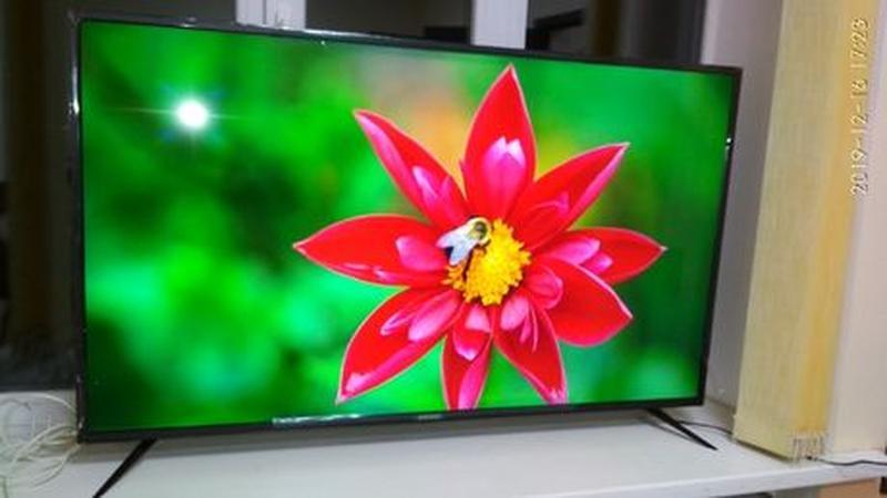 Смарт тв 55 дюймов Smart .4k.wi-fi Телевизор Satelit 55U9000ST - Фото 3
