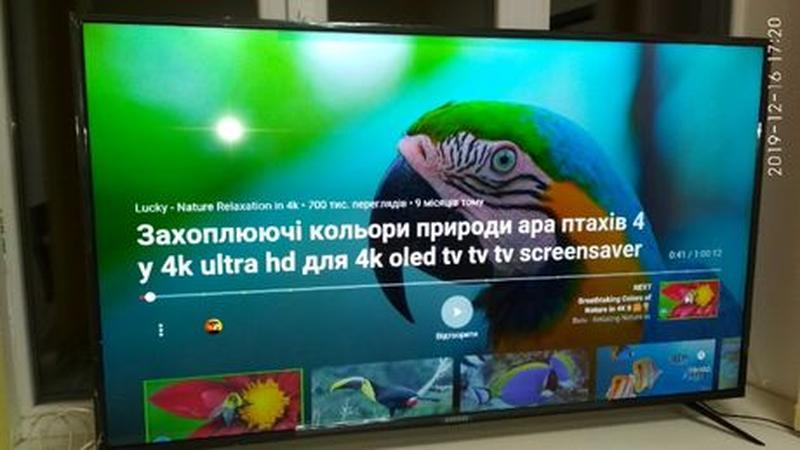 Смарт тв 55 дюймов Smart .4k.wi-fi Телевизор Satelit 55U9000ST - Фото 4