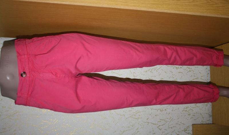 Розовые брюки чиносы, на высокий рост,s Topshop