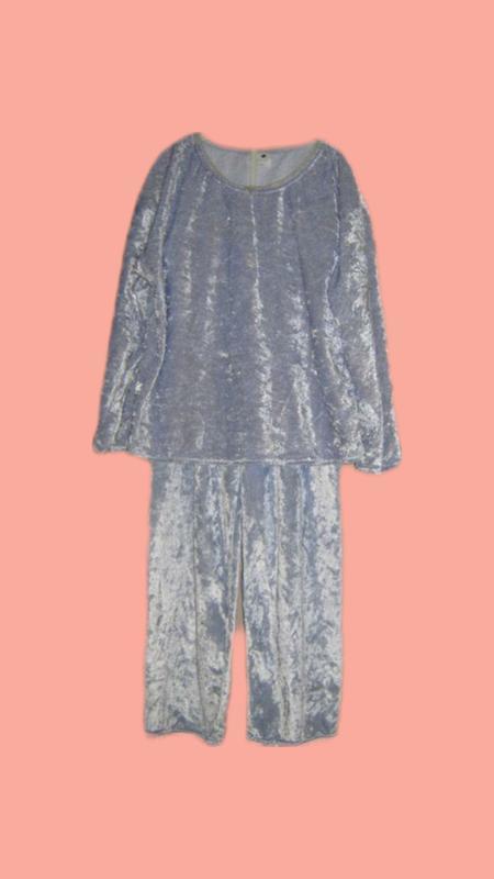 Пижама на девочку 6-7 лет