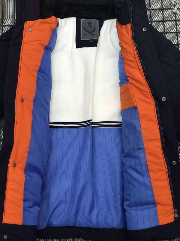 Термо-куртка*мембрана* - Фото 2