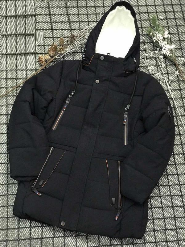 Термо-куртка*мембрана* - Фото 4