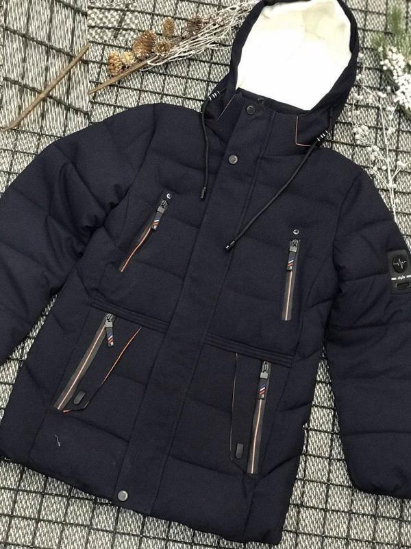 Термо-куртка*мембрана* - Фото 5