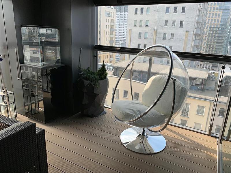Луцк Кресло реплика Bubble Chair — широкий выбор, доступные цены - Фото 5