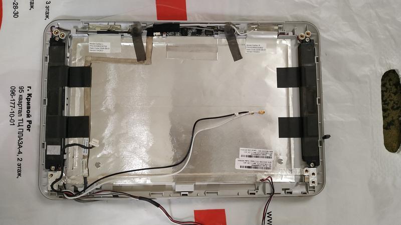Корпус от ноутбука HP Mini 2133 - Фото 3