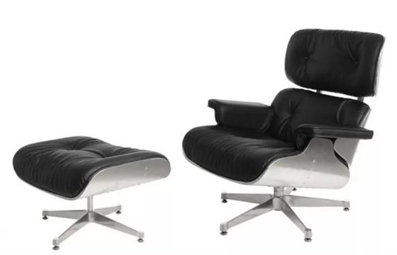 Легендарное кресло Eames Lounge Chair - Фото 2