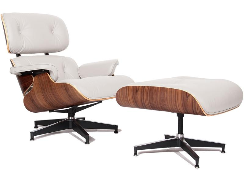 Легендарное кресло Eames Lounge Chair - Фото 13