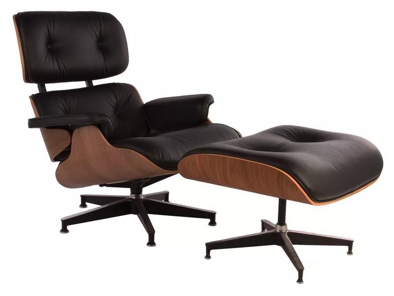 Легендарное кресло Eames Lounge Chair - Фото 15