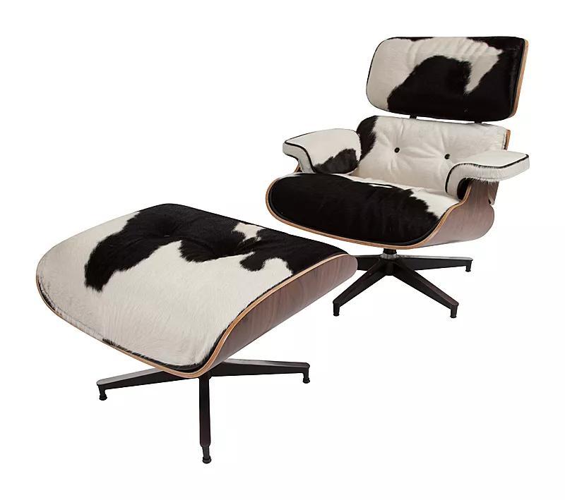 Легендарное кресло Eames Lounge Chair - Фото 17