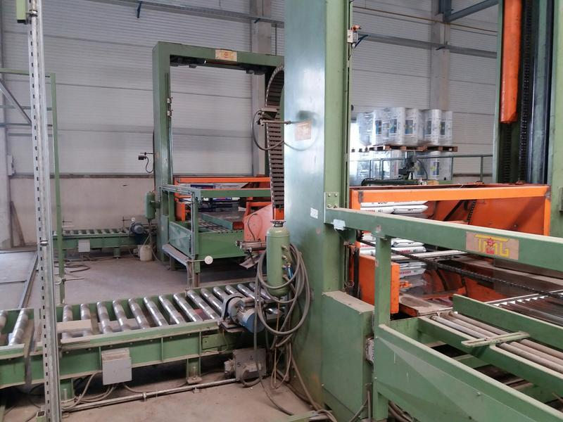 Линия оборудования для производства грунта