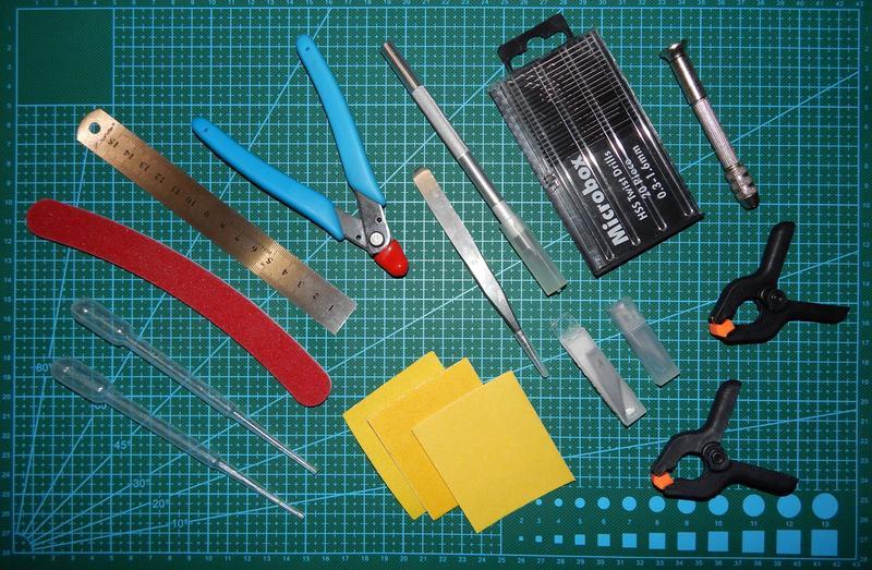 Набор инструментов для моделизма