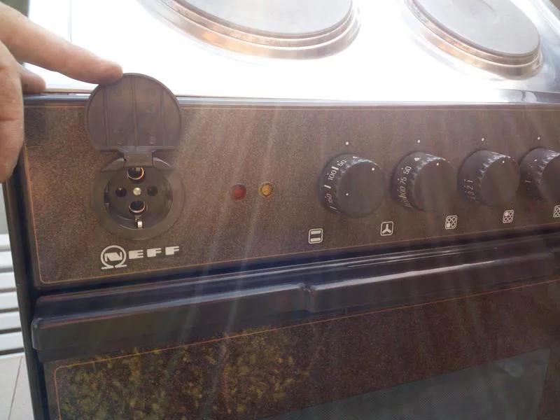 Духовой шкаф NEFF +Электро поверхность - Фото 4