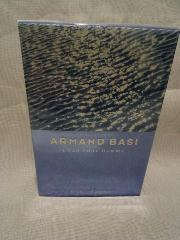 Armand basi l'eau pour homme туалетная вода (тестер с крышечкой) - Фото 4