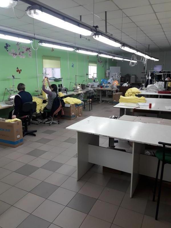 Швейна фабрика - Фото 2