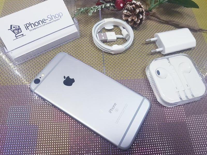 Apple iPhone 6s 64Gb. Space Gray - Фото 3