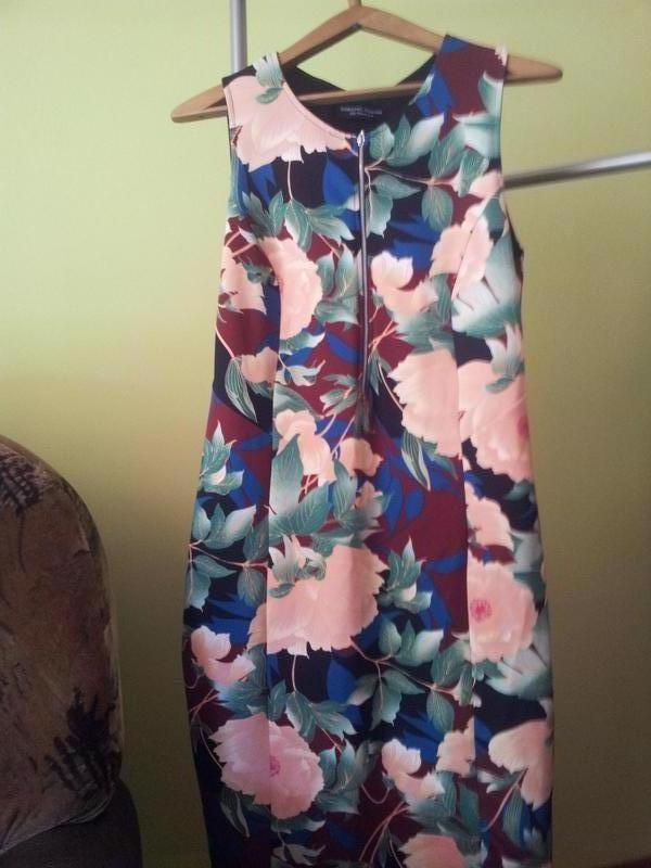 Красивейшее цветочное платье