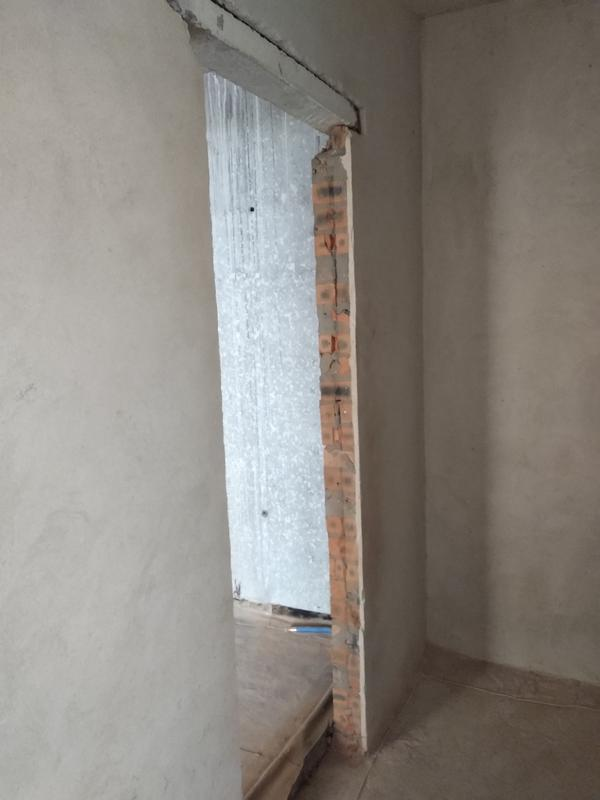Прорез дверного проема